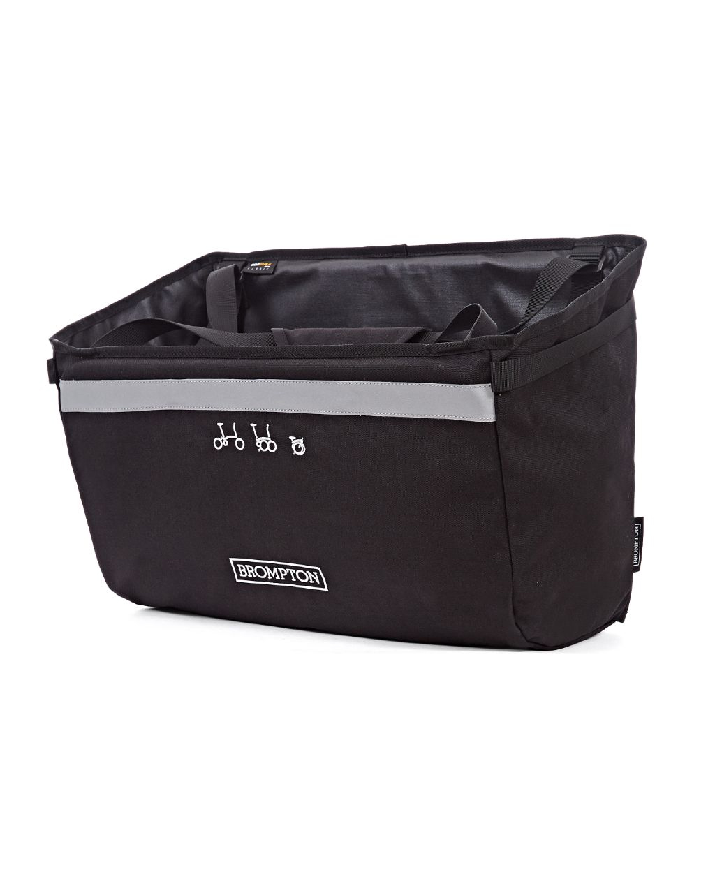 Q-Parts - Basket Bag - Black