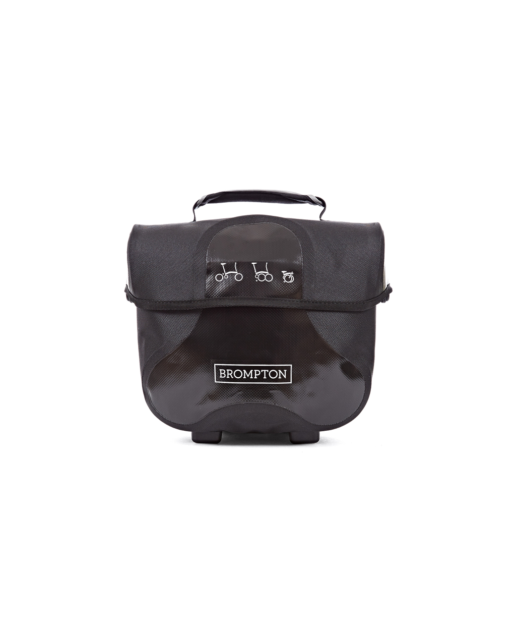 Q-Parts - Mini O Bag - Black