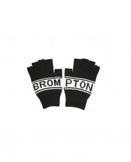 Brompton LC Knitted Fingerless Gloves
