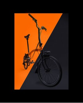 Brompton BE/M6L/OR/BK
