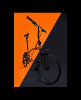 Brompton BE/S2L/OR/BK