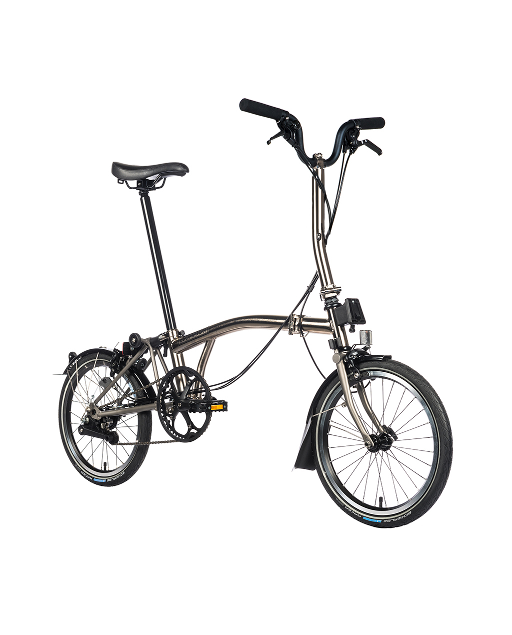 Brompton H2L/Ni/Ti Nickel Edition 2018