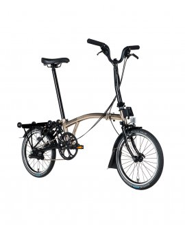 Brompton H2R/Ni/Bk Nickel Edition 2018