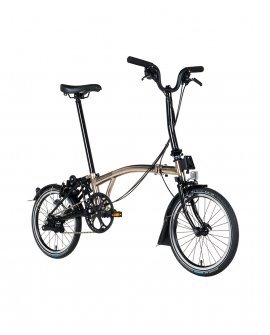 Brompton H6L/Ni/Bk Nickel Edition 2018