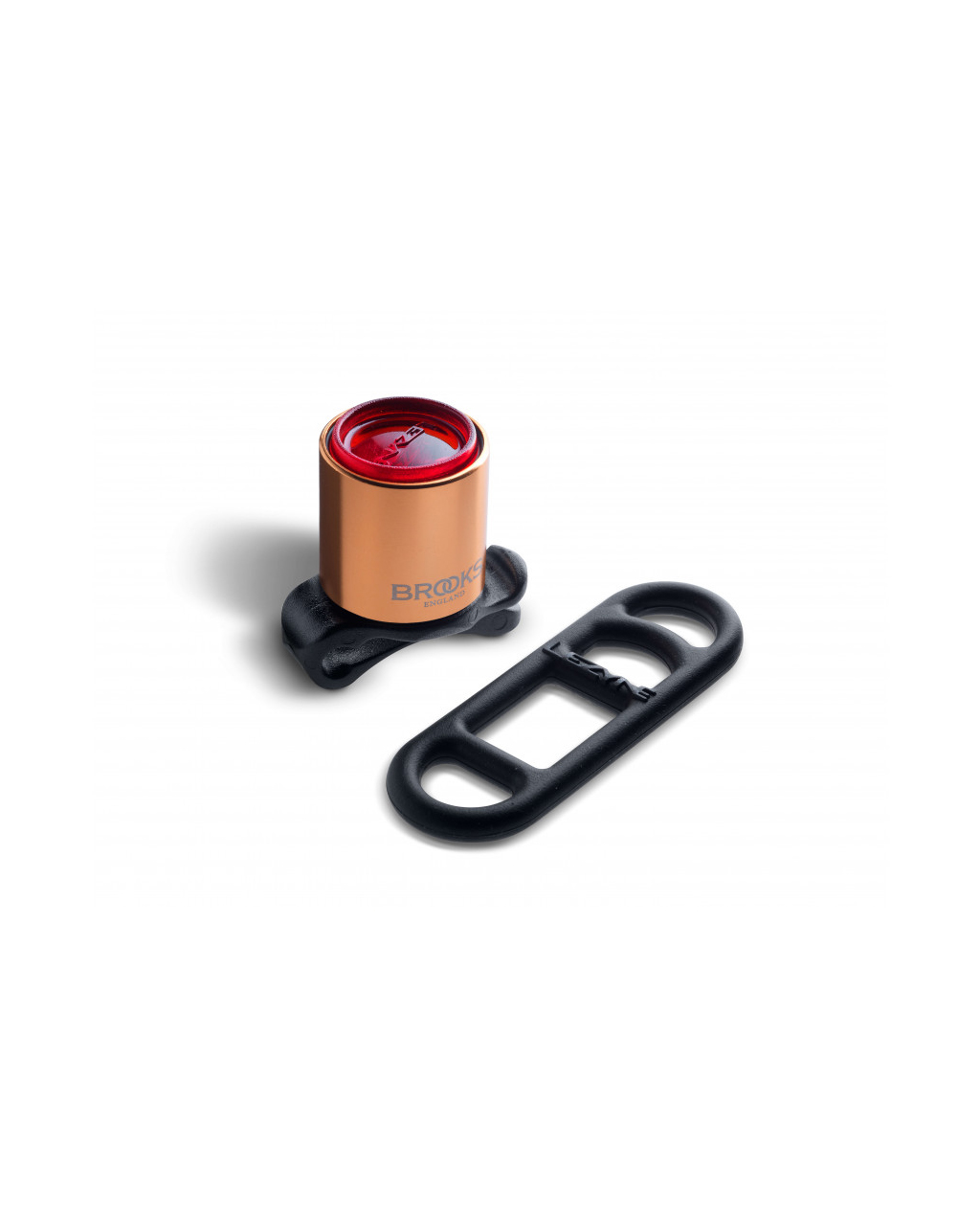 Brooks Femto Rear Light - Copper