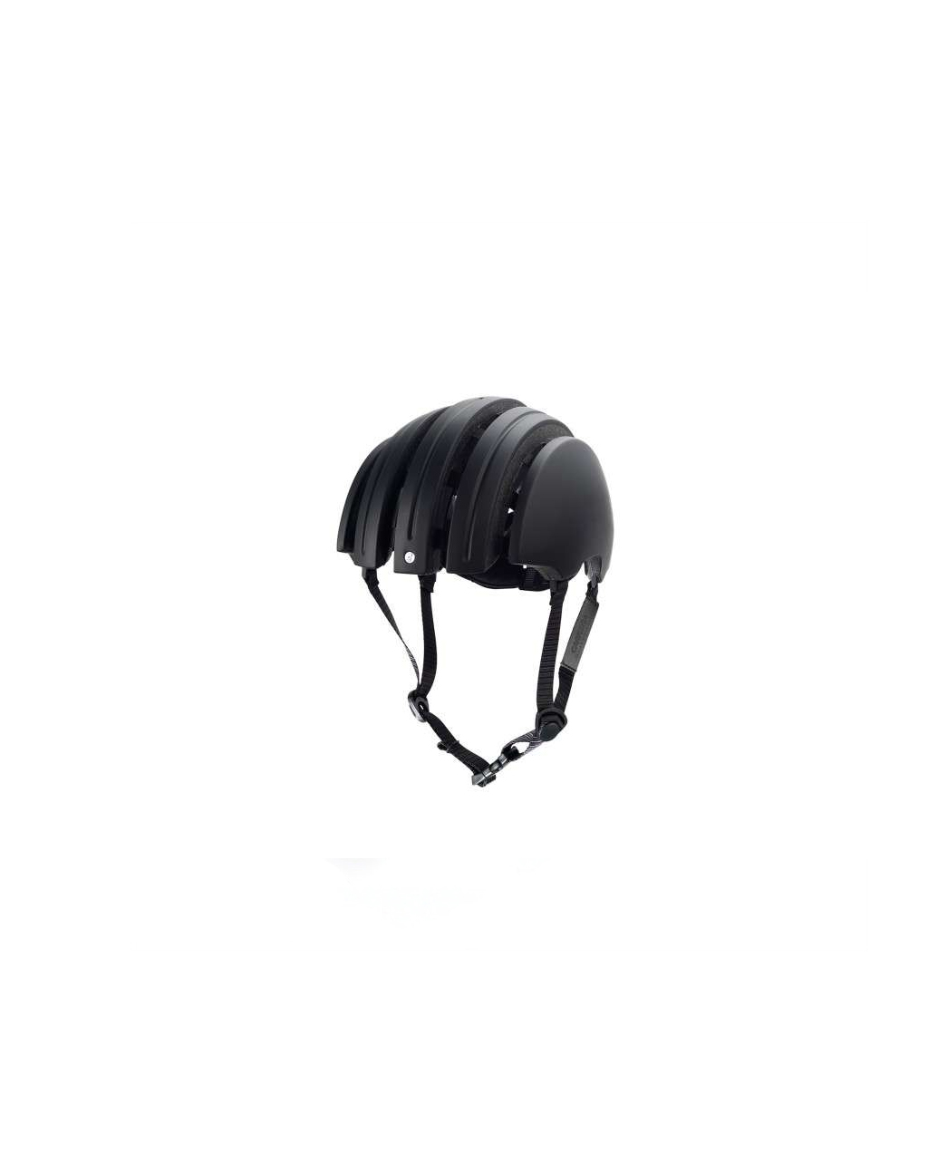 Brooks - Carrera Foldable Helmet - Black / Black
