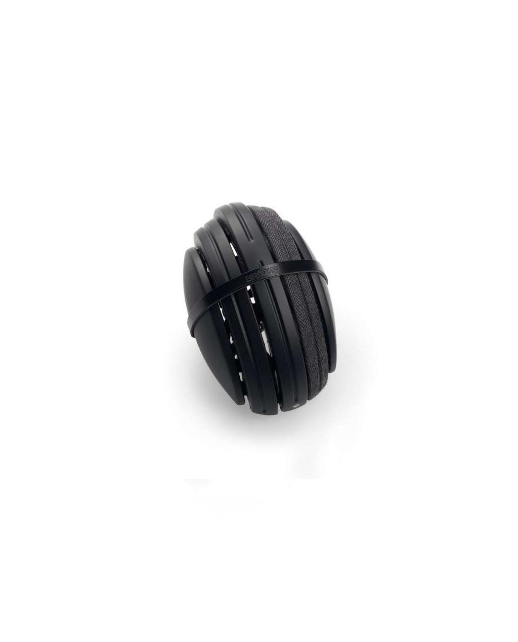 Brooks - Carrera Foldable Helmet - Black / Grey Herringbone