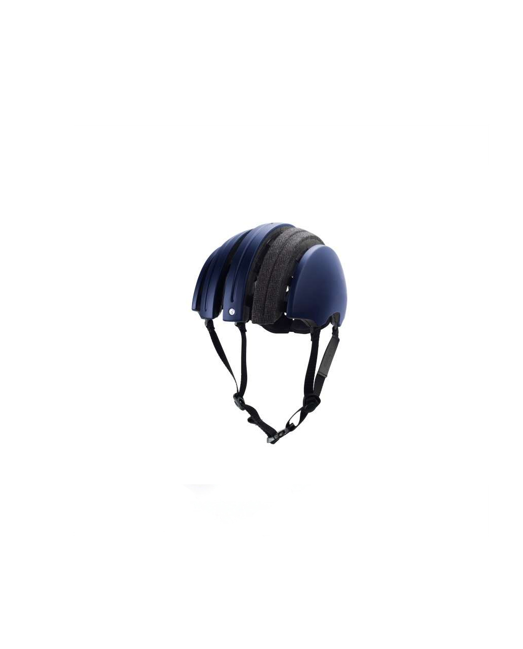 Brooks - Carrera Foldable Helmet - Dark Blue / Grey