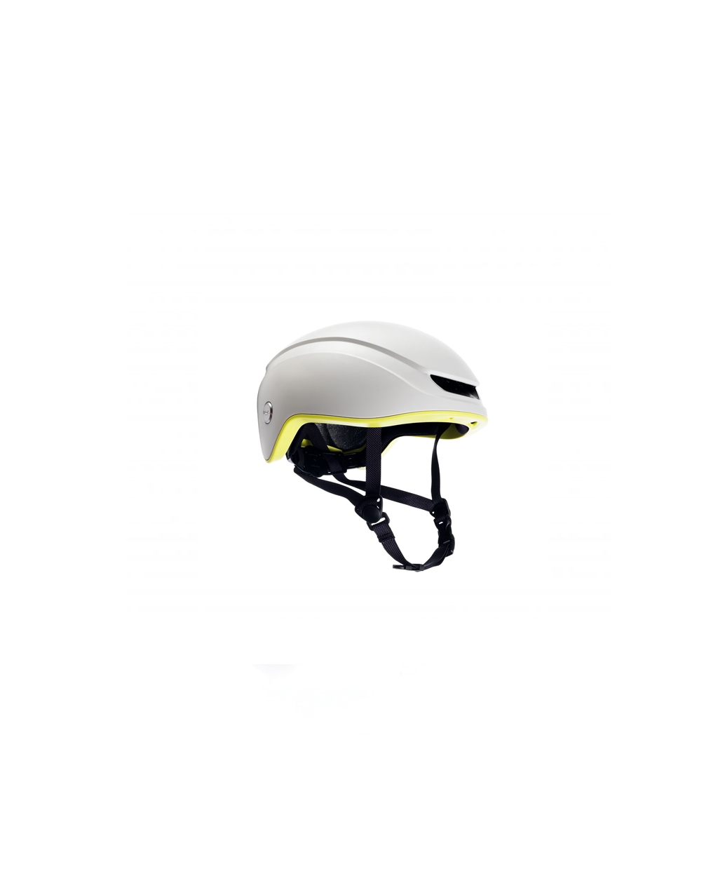 Brooks Urban Island Helmet - White / Lime