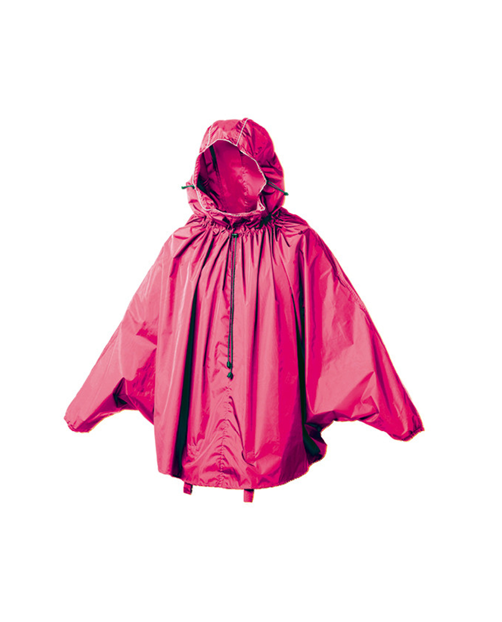 Brooks CAMBRIDGE STOWABLE RAIN CAPE - Geranium