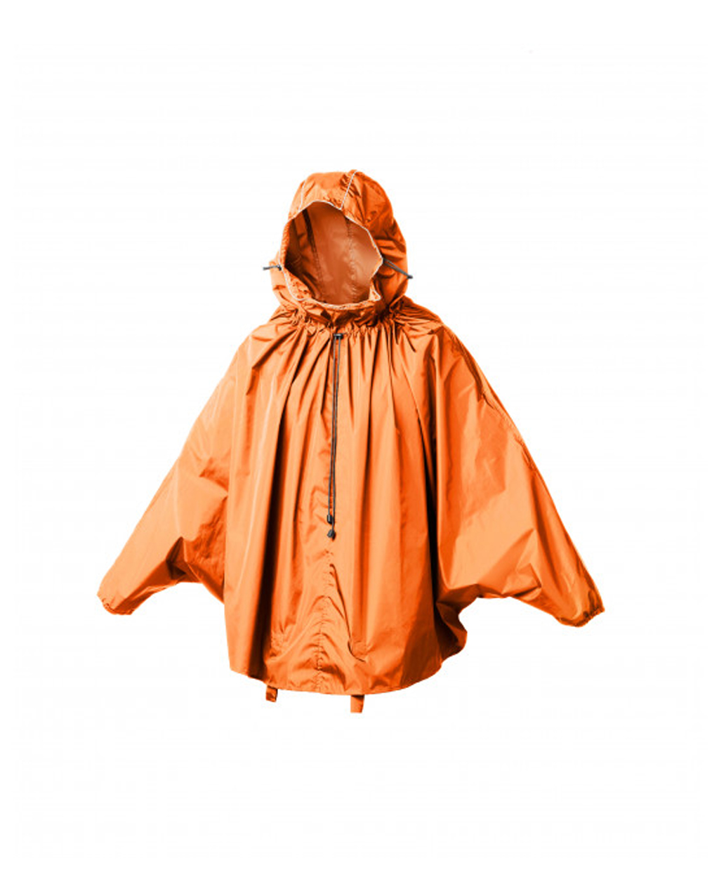 Brooks CAMBRIDGE STOWABLE RAIN CAPE - Orange