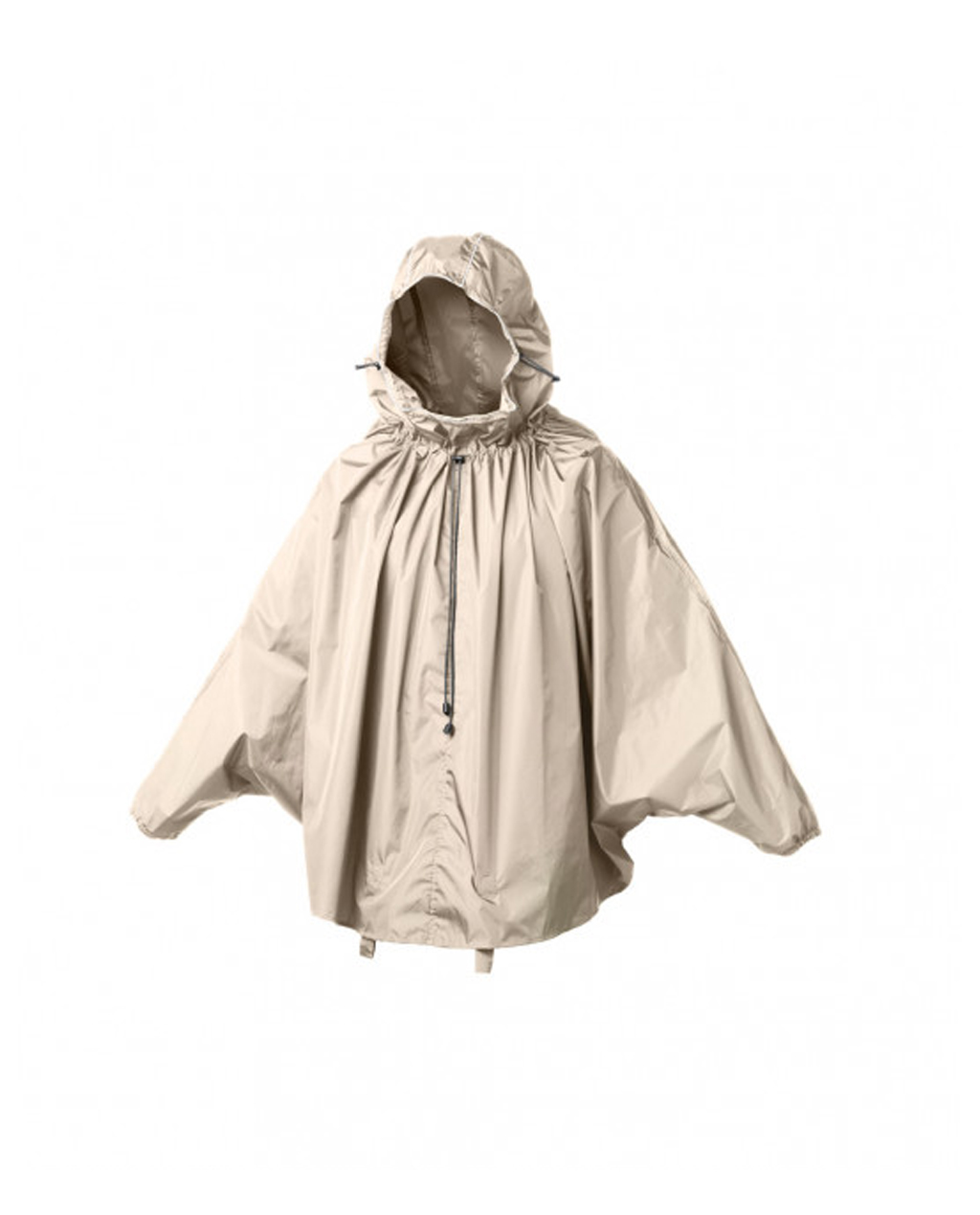 Brooks CAMBRIDGE STOWABLE RAIN CAPE - Sand