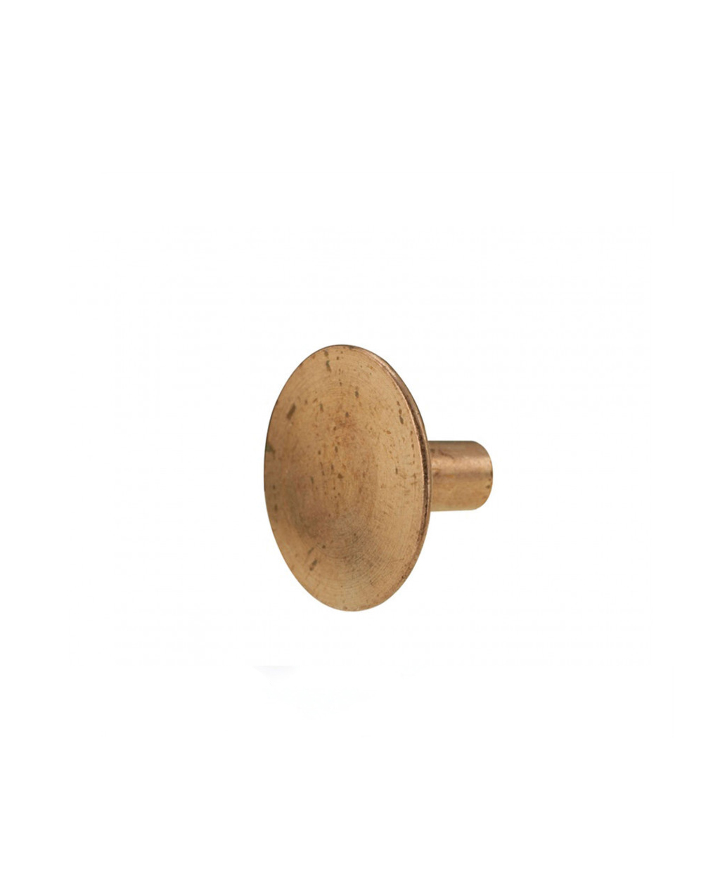 Brooks SOLID COPPER RIVET - LARGE HEAD (16.5 MM DIA) - BYB 273