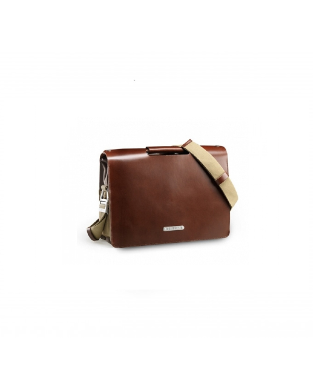 Brooks Moorgate Briefcase - Brown