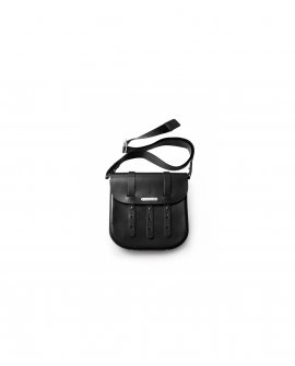 Brooks B3 Leather Bag - Black