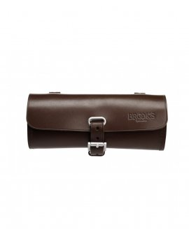 Brooks Challenge Tool Bag - Dark Tan