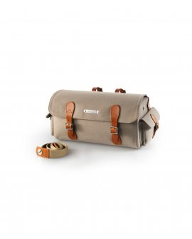 Brooks Glenbrook Saddle Holdall - Dove
