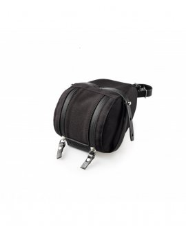 Brooks Isle of Wight Saddle Holdall - Small - Black