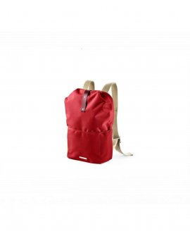 Brooks Dalston Knapsack Medium - Red/Maroon