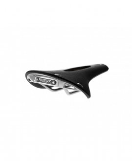 Brooks Cambium C17 Carved - Black