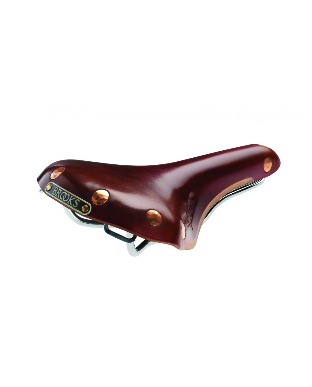 Brooks Swift Chrome - Brown