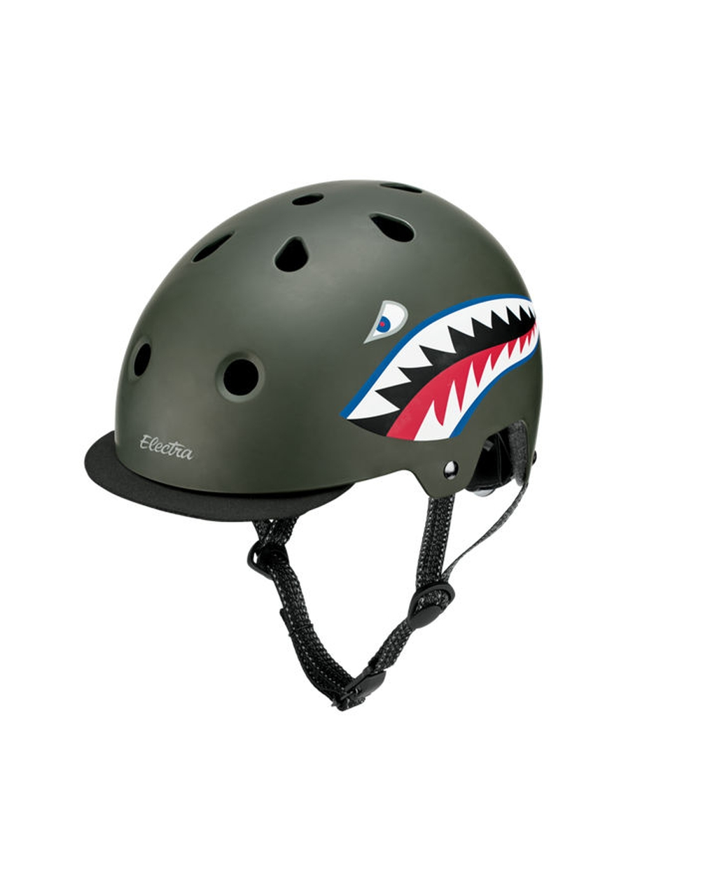 Electra - Bike Helmet - Tigershark