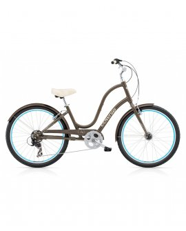 Electra Townie Original 7D Ladies' - Quartz Grey