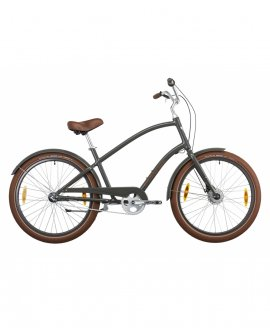 Electra Townie Balloon 3i Men's - Army Grey