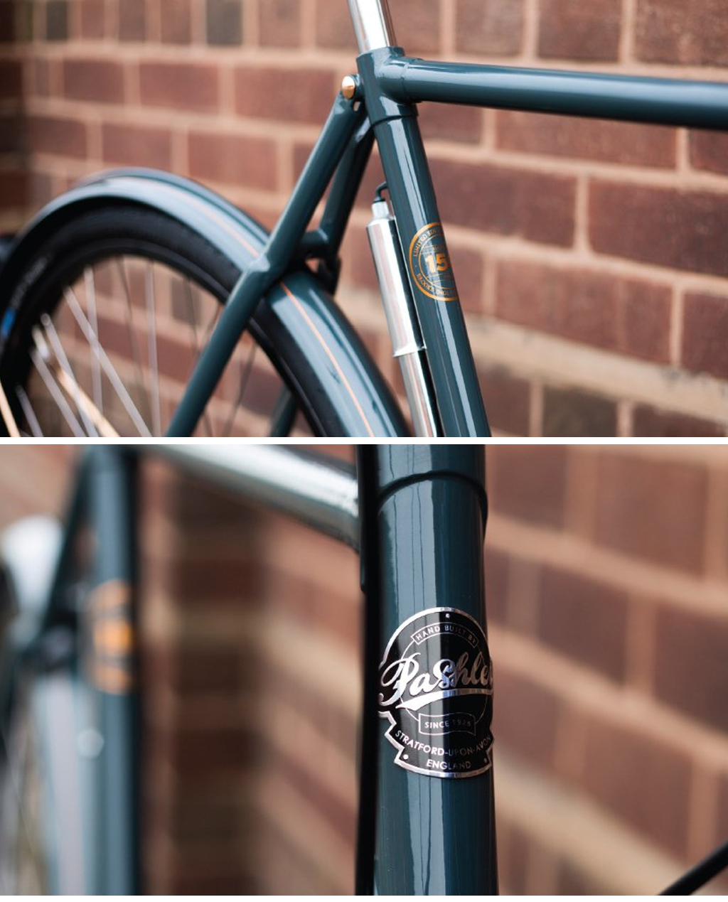 Pashley Brooks 150th Anniversary Roadster